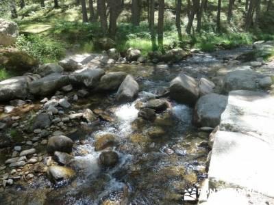 Las Pesquerías Reales - Senderismo Segovia (Ruta de las Pesquerías Reales); para hacer amistades